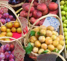 Fruit Baskets Sticker