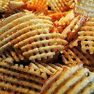Crispy chips by Bluesrose