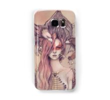 Eagle princess Samsung Galaxy Case/Skin