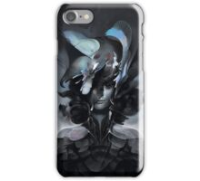 The Carrion Widow from Below the Cliffs iPhone Case/Skin