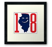 Chicago 108 Framed Print