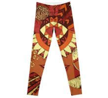 Animal Collective 2010 Leggings