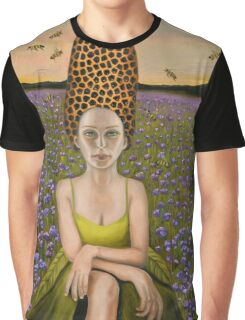 Beehive Graphic T-Shirt