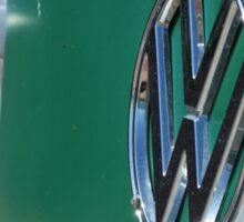 VW Kombi Sticker