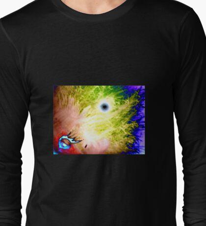 eyeonyou - by Ana Canas Long Sleeve T-Shirt