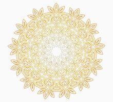 Mandala Vintage decorative element. One Piece - Long Sleeve