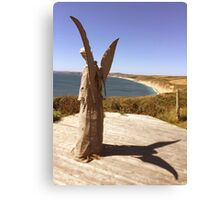 Angel of the Coast Canvas Print