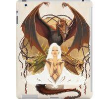 Mhysa/ Daenerys Targaryen. iPad Case/Skin