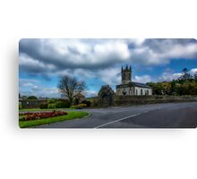 St.Mary's Church Ardagh Canvas Print
