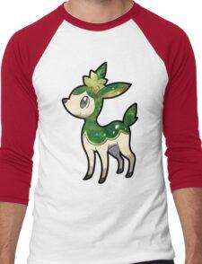 cute galaxy deerling  Men's Baseball ¾ T-Shirt