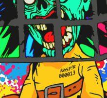 Toybox Jackal Sticker