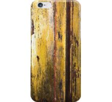 Wooden Door iPhone Case/Skin