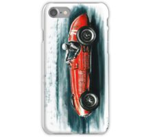 1951 Ferrari 375 F1 iPhone Case/Skin