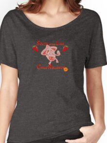 South of the Line Women's Relaxed Fit T-Shirt