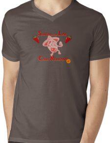 South of the Line Mens V-Neck T-Shirt