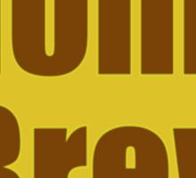 Home Brew Sticker Decal Sticker