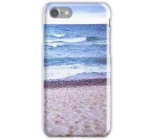 Stormy Lake Superior Shore iPhone Case/Skin