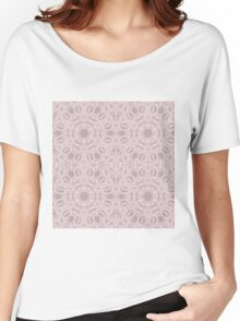 Elegant design with abstract ornament Women's Relaxed Fit T-Shirt