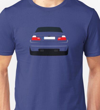E46 rear-end Unisex T-Shirt