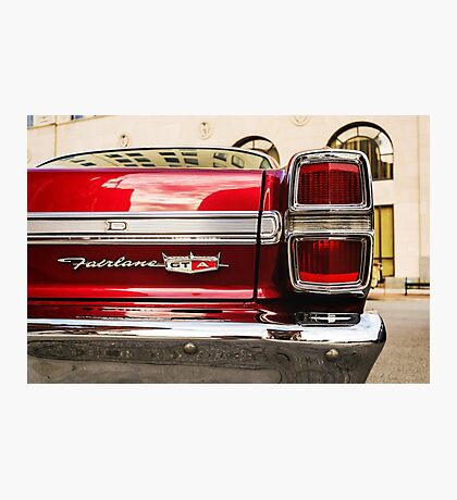 Fairlane GTA - TRA0151 Photographic Print