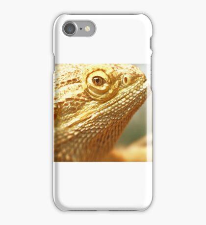 Bearded Dragon (Lizard) - Spike iPhone Case/Skin