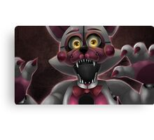 Funtime Foxy Canvas Print