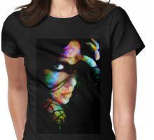 Amnesia Womens Fitted T-Shirt