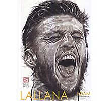 Adam Lallana - Liverpool FC Photographic Print