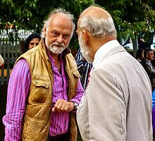 Guess who ... beards HRH Prince Michael of Kent by MarcW