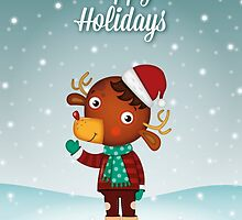 Rudolph by NickClaes