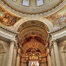 Altar And Dome © by © Hany G. Jadaa © Prince John Photography