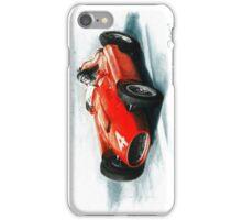 1956 Lancia Ferrari D50 iPhone Case/Skin