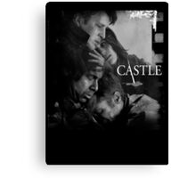 Castle Canvas Print