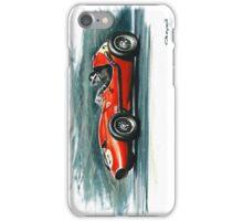 1958 Ferrari Dino 246 F1 iPhone Case/Skin