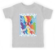 Rainbow Dash, Subtle Brony Poster #3 Kids Tee