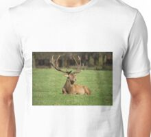 Red Deer Stag Unisex T-Shirt
