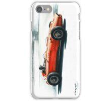 1960 Ferrari Dino 246 F1. GP Monaco iPhone Case/Skin
