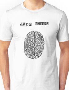 Grey Matter Unisex T-Shirt