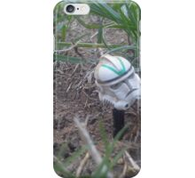 Down and out 3 iPhone Case/Skin
