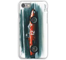 1962  Ferrari 156 F1 sharknose iPhone Case/Skin