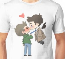 Destiel Kiss Unisex T-Shirt