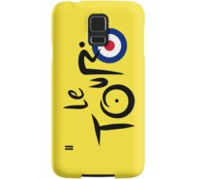 Le Tour de Britain Samsung Galaxy Case/Skin