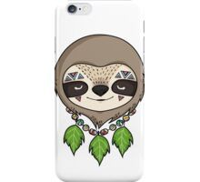 Sloth Head iPhone Case/Skin