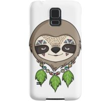 Sloth Head Samsung Galaxy Case/Skin