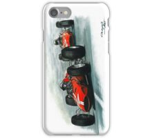 1965  Ferrari 158/Ferrari 1512 iPhone Case/Skin