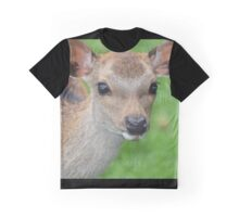 Deer Graphic T-Shirt
