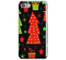 Playful Xmas iPhone Case/Skin