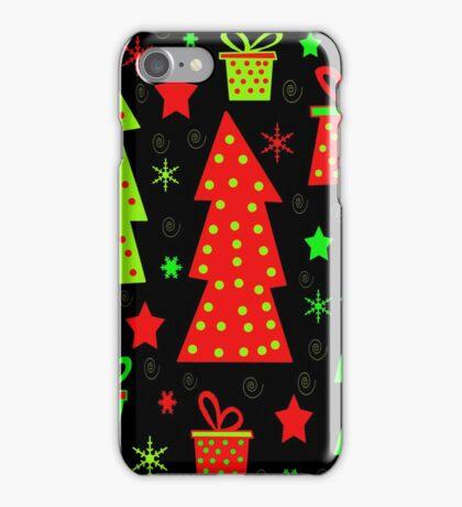 Playful Xmas iPhone Case/Skin