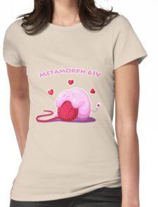 Métamorph6iv - Officiel Womens Fitted T-Shirt