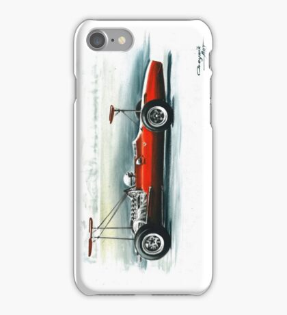 1969  312 F1. Test car, Modena iPhone Case/Skin